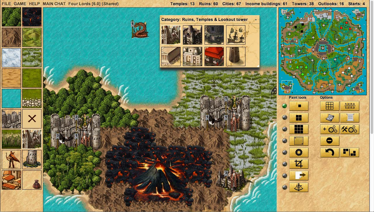 Turn based strategy game for free in the browser with the mapeditor you can create new maps and share gumiabroncs Choice Image
