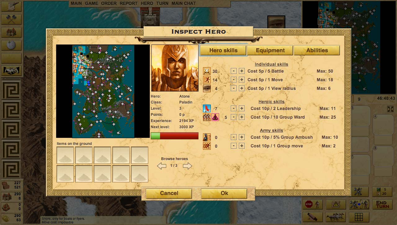 Turn based strategy game for free in the browser heroes play an important role in your conquest gumiabroncs