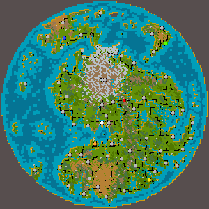 Disc World Map.Warbarons View Topic Discworld 1 1 0 Is Submitted For Review
